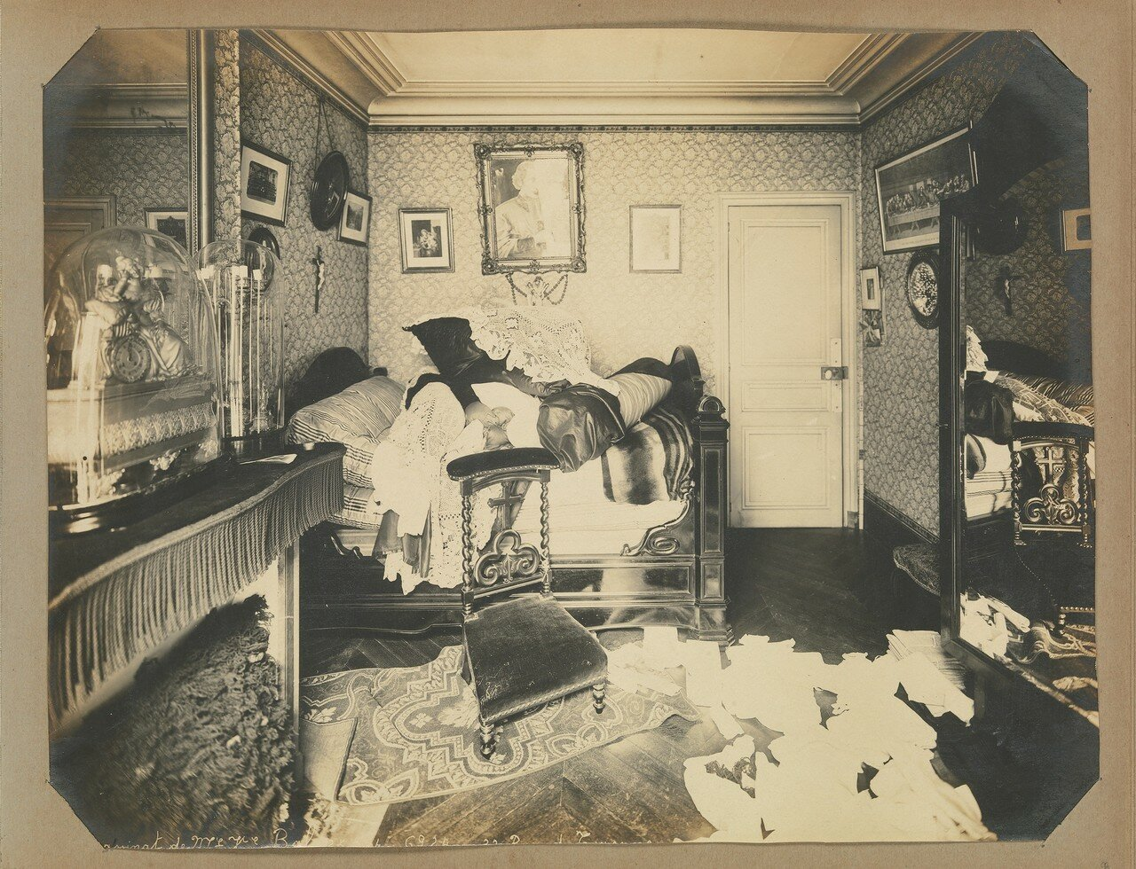 Watch The Gilded Age American Experience Official Site PBS 19th century crime scene photos