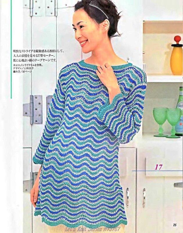 Let's knit series NV3767 1999 sp-kr_25
