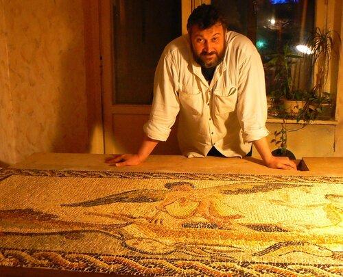 мозаика Дмитрий Романов