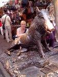 Кабанчик во Флоренции