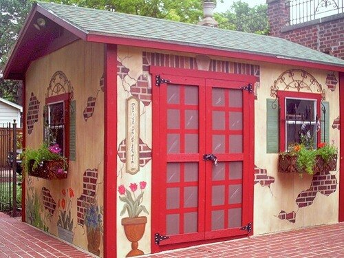 Декорирование фасадов своими руками