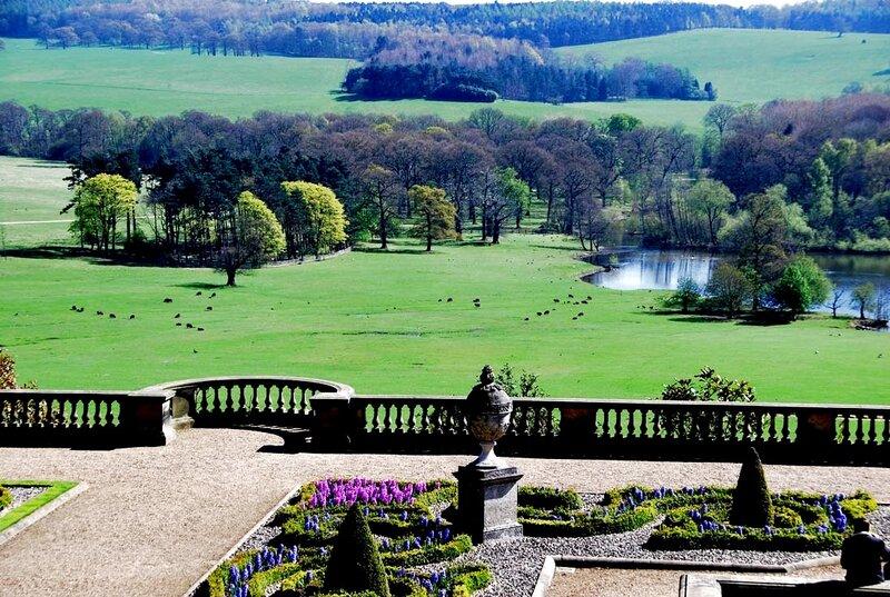 Harewood, Англия
