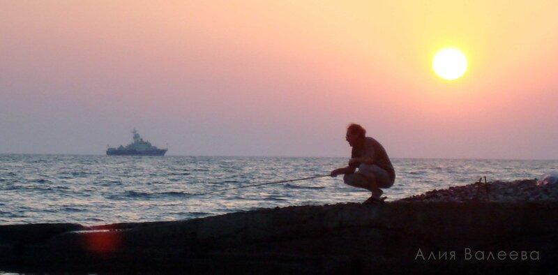 Море фотограф Алия Валеева