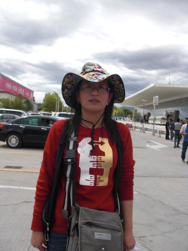Мой гид в Тибете