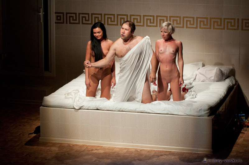 Смотреть спектакли онлайн порно 15 фотография