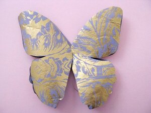 Бабочки из бумаги мастер-класс