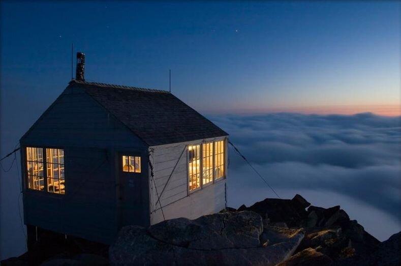 домик на краю земли