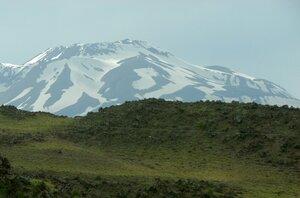 гора Суфан, Турция © Алексей Донской