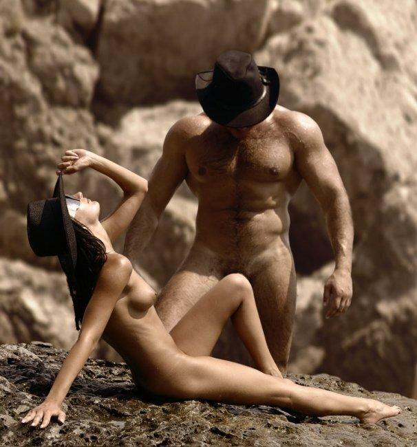 картинки совсем голых женщин и мужчин - 9