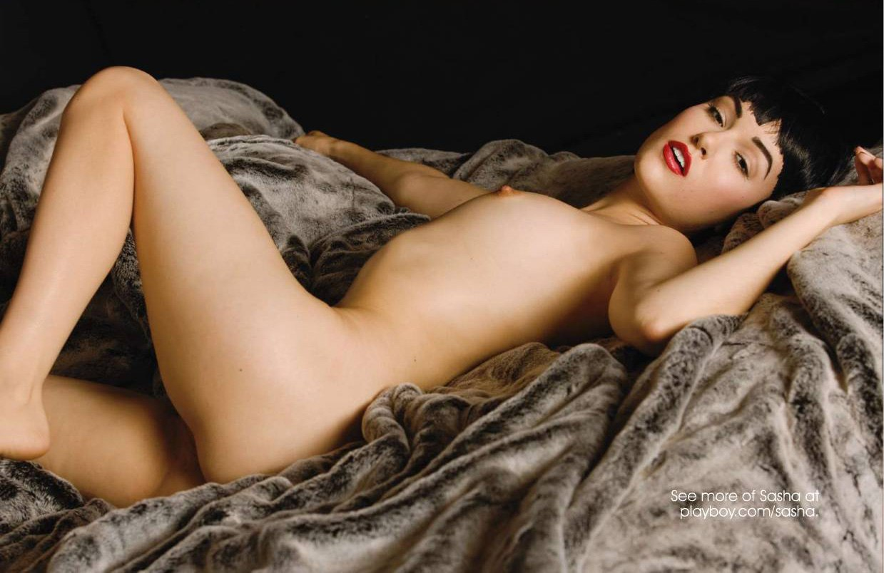 Саша Грей / Sasha Grey in Playboy