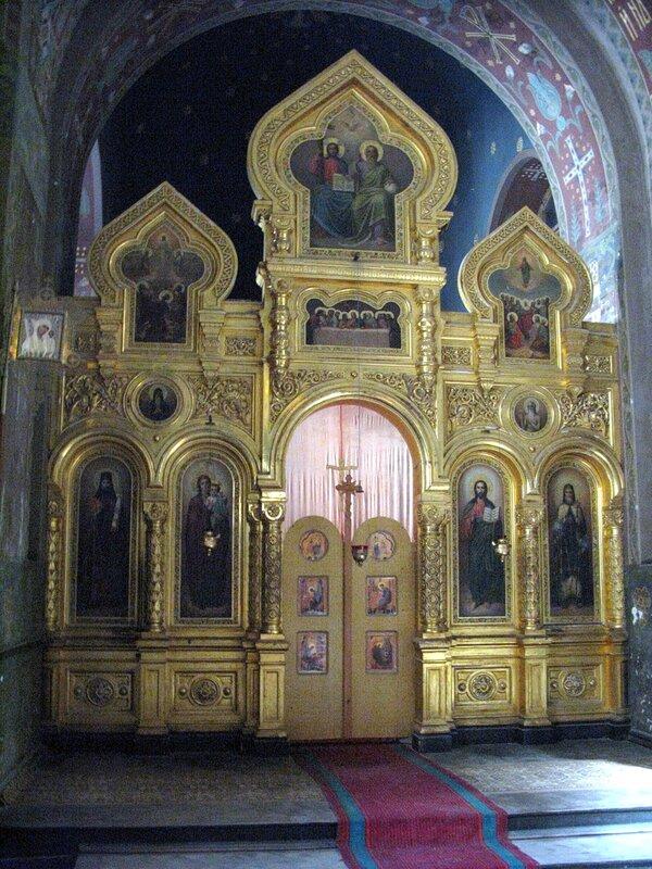 Пантелеймоновский собор