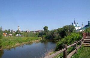 Суздаль - город храмов