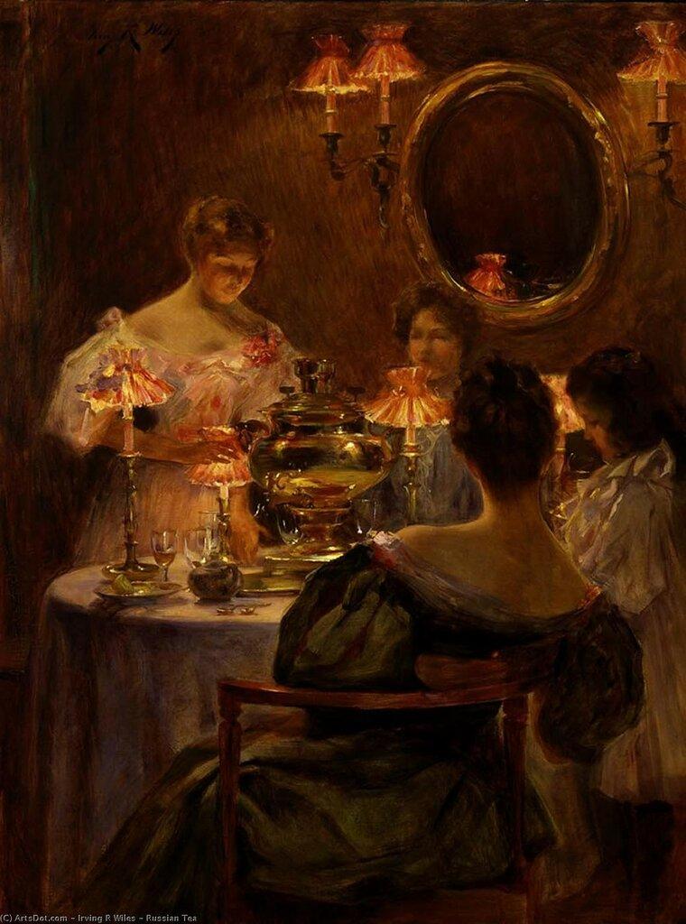 Irving-r-wiles-russian-tea.Jpg