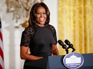 Телеведущий сравнил Мишель Обаму с героем «Планеты обезьян»