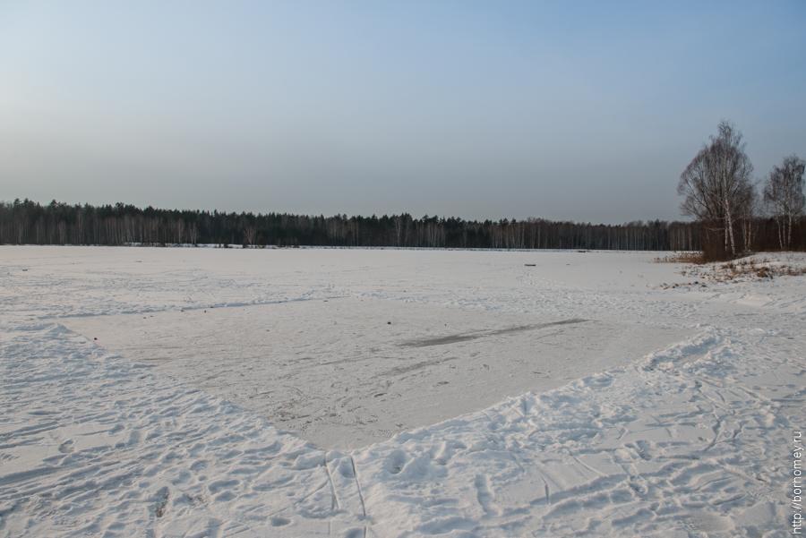 площадка для катания на коньках