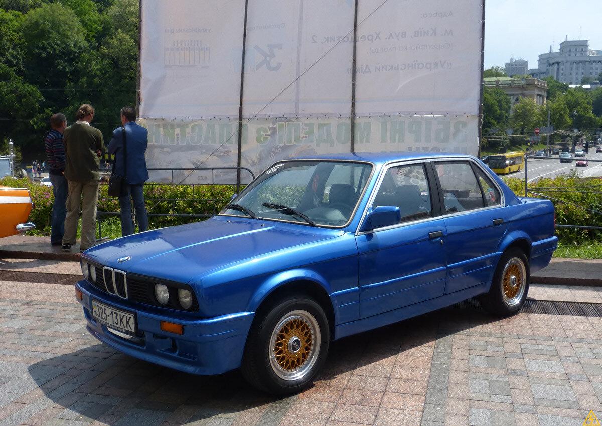 BMW 3-серии (Е30) (1987-1994 гг.)