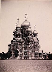 Общий вид Морского собора.