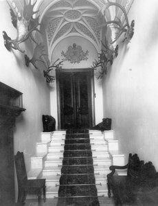 Вестибюль в особняке А.Л.Франка.