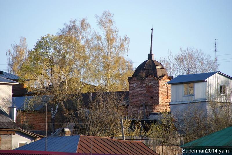 Казанский Касимовский женский монастырь