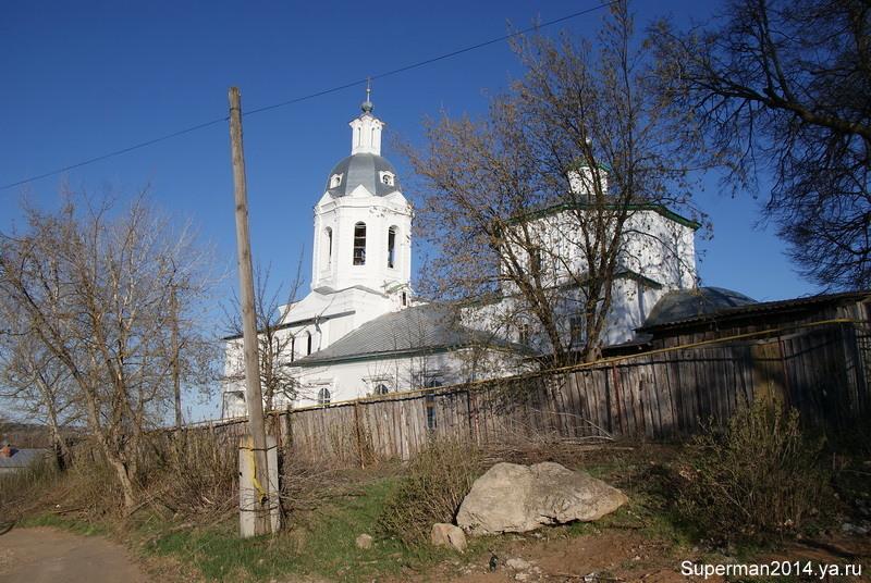 Касимов - Храм Троицы Живоначальной