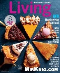 Журнал Martha Stewart Living - November 2014 USA
