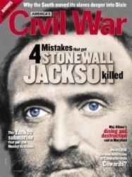 Журнал Americas Civil War 2008-05