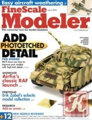 Книга FineScale Modeler 2009-03 (Vol.27 No.03)