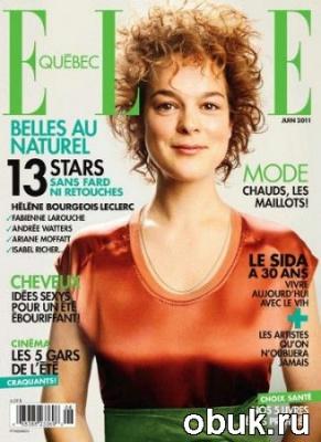 Книга Elle Quebec - Juin 2011
