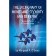 Книга The Dictionary of Homeland Security and Defense