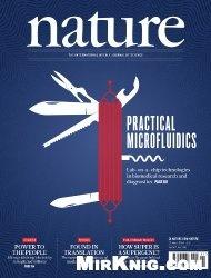 Журнал Nature Magazine 7481-7502