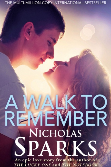 Книга « A walk to remember »
