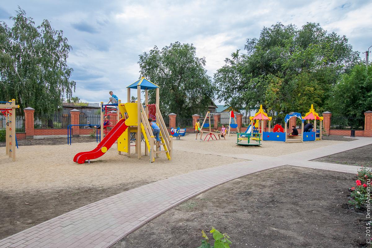 Хвалынск летом 4