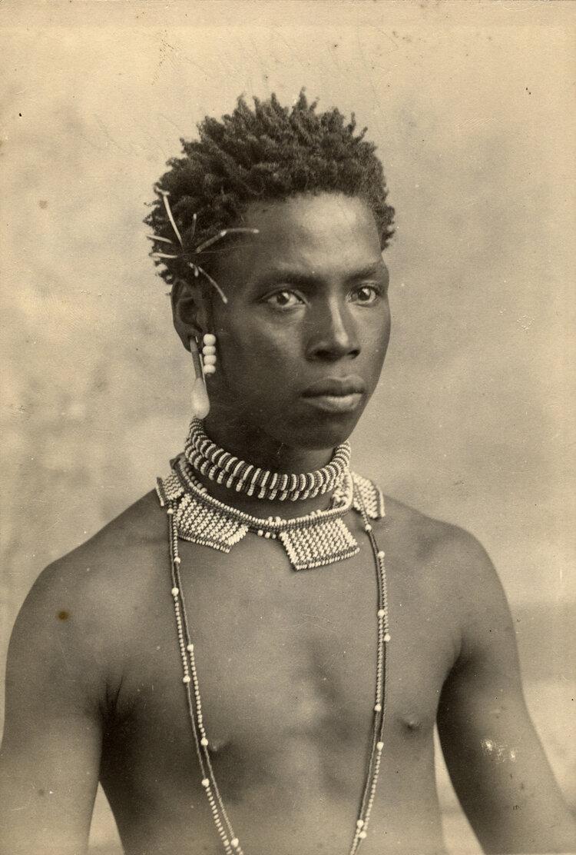 Зулус из Наталя. 22-25 апреля 1893