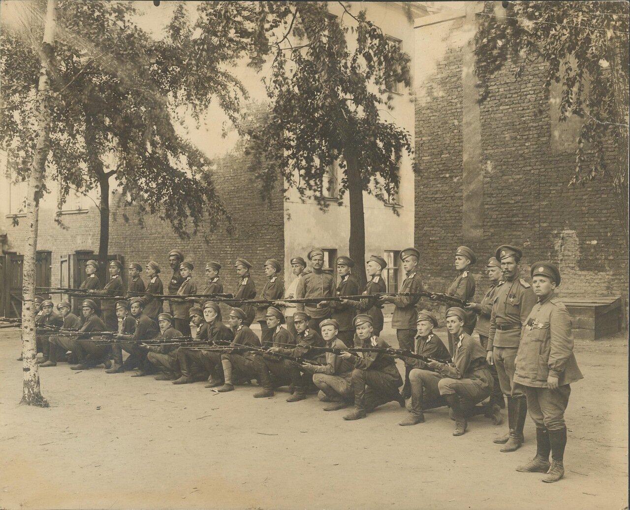 Женский батальон смерти. Июнь 1917