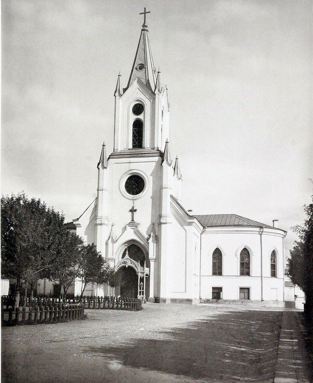 301. Евангелическая лютеранская церковь Петра и Павла