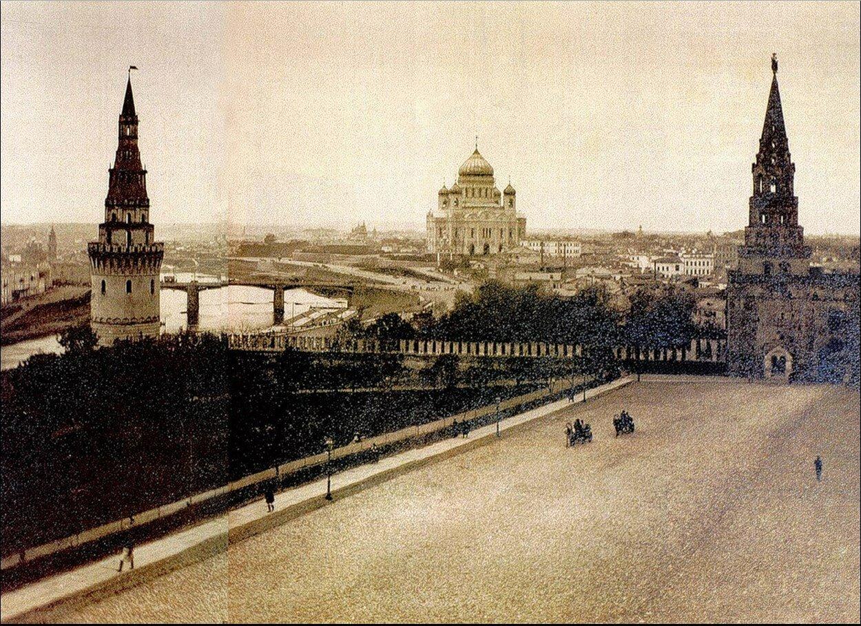 546. В Кремле