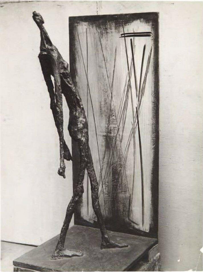 1948. Работы скульптора Жермен Ришье