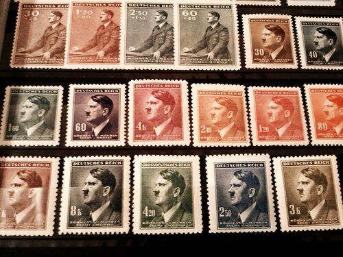 Марки третий рейх цены сколько стоит 15 копеек 1941 года цена