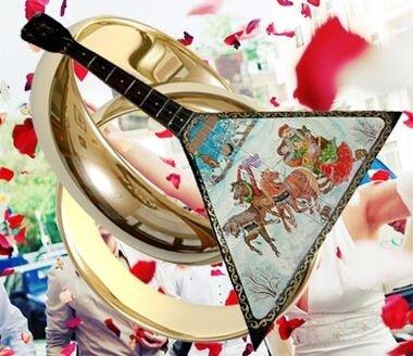 Свадебные частушки: про молодоженов