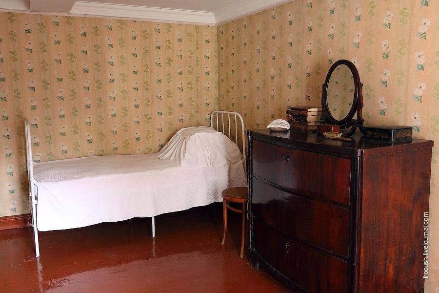 Комната Анны.