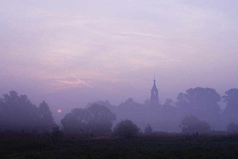 Утро на Кудыкиной горе