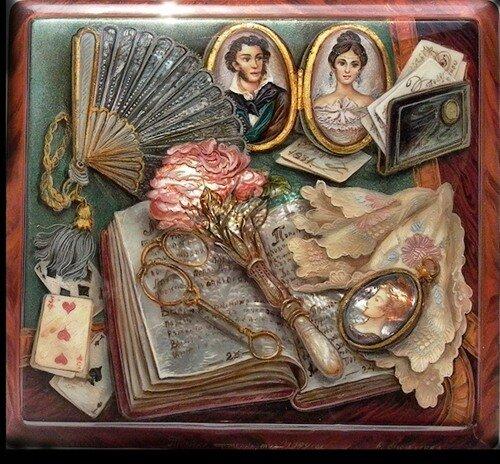 Сказочные сюжеты Валентины Смолкиной