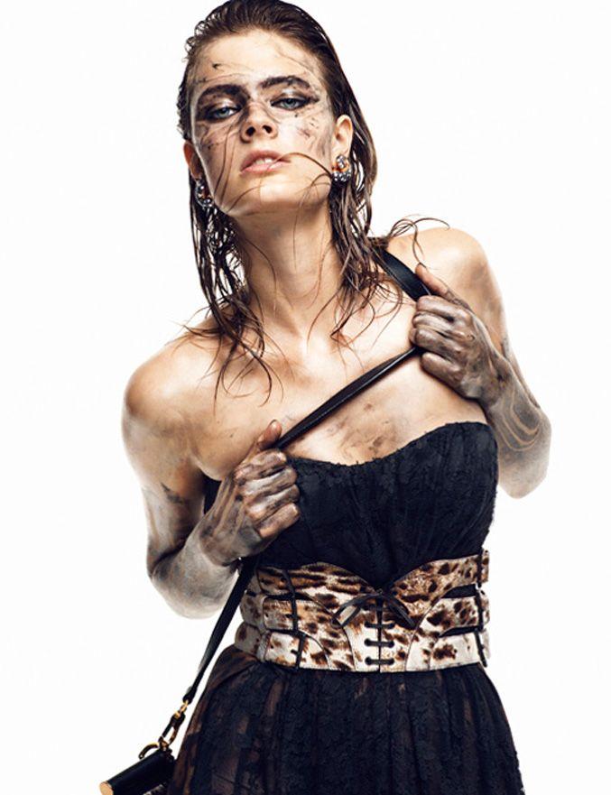 Констанс Яблонски (Constance Jablonski), фотограф Greg Kadel