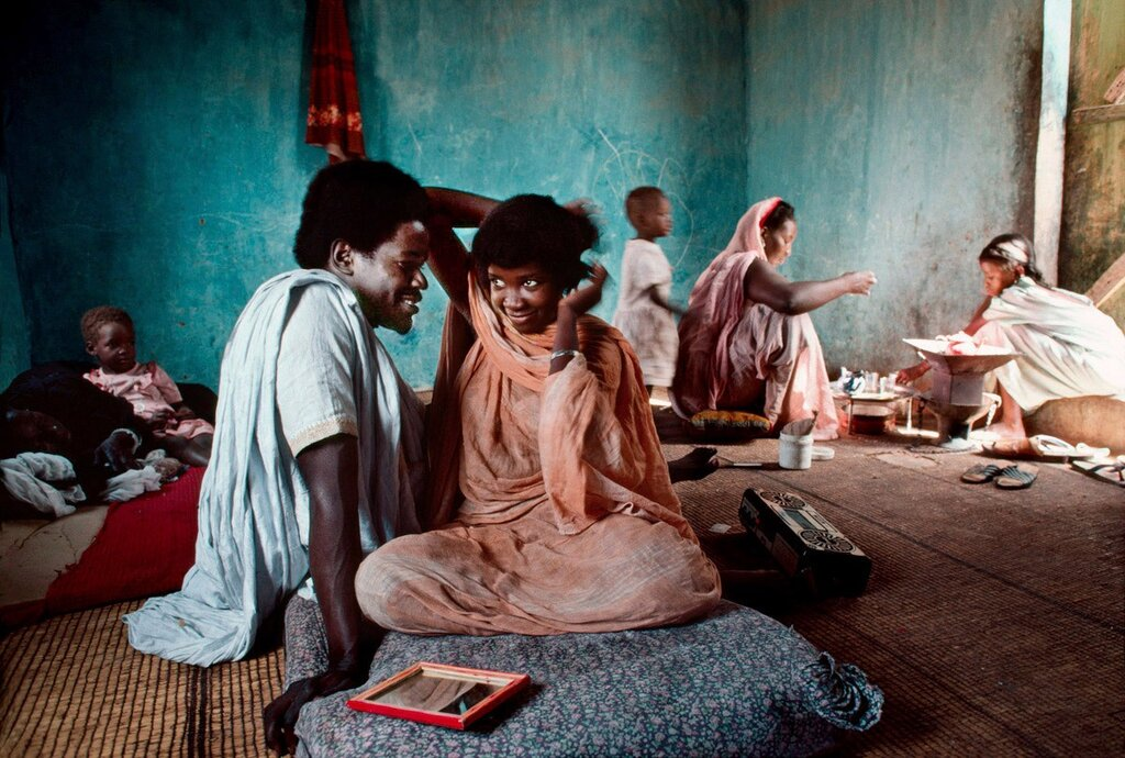 Другой мир.Steve McCurry