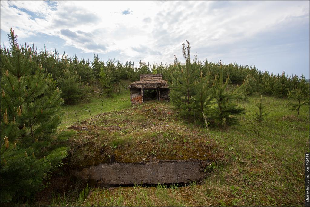 Рудник «Тягун» Зыряновской рудной площади