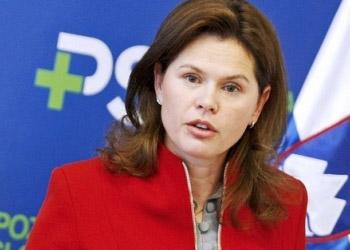 Премьер Словении подала в отставку