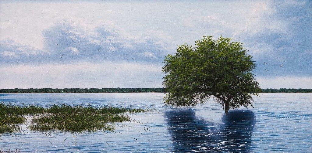Дмитрий Самоковский. После дождя