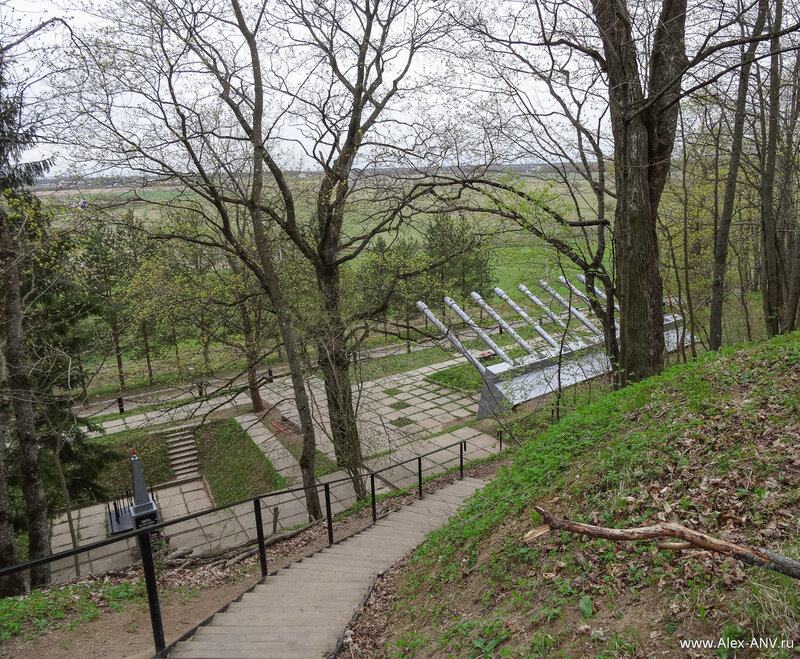 Мемориал Дудергофские высоты