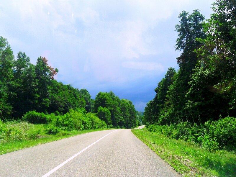 В пути, Фото туристическое