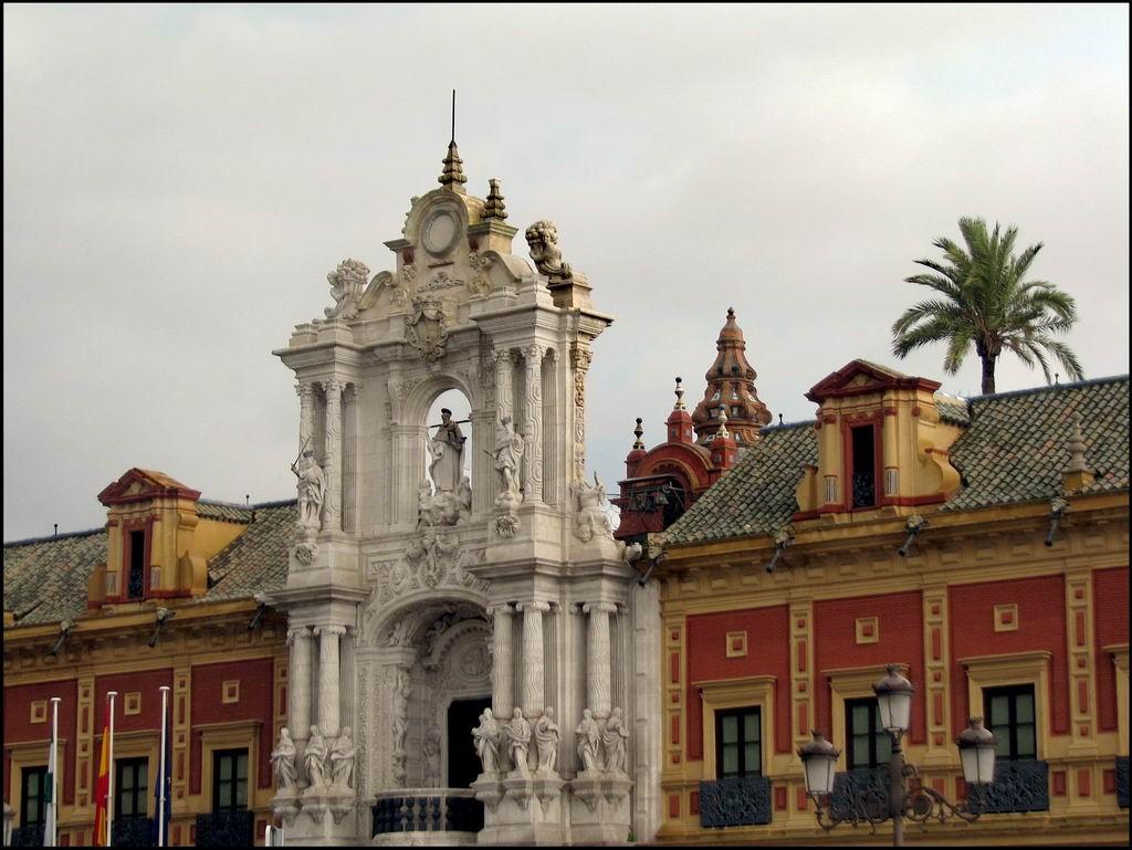 Дворец Сан-Тельмо, Севилья, Испания
